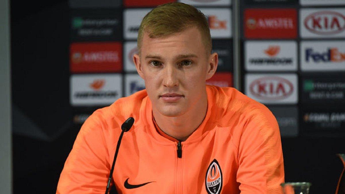 Коваленко впервые заговорил о контракте с Шахтером на фоне слухов о переходе в Аталанту