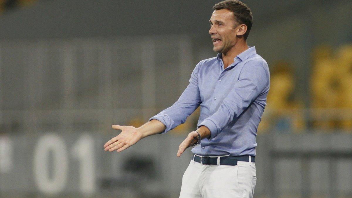 Шевченко увійшов у топ-20 найкращих тренерів збірних за десятиліття