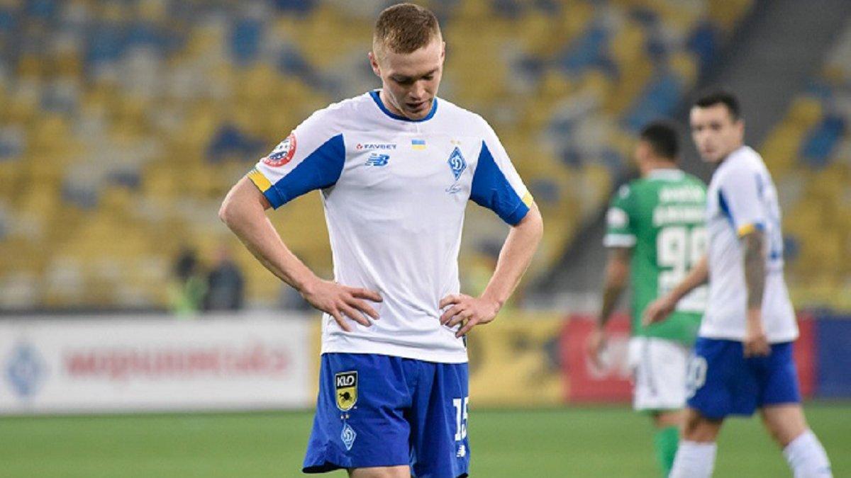 Динамо отказалось продать Цыганкова за 15 млн евро, – СМИ