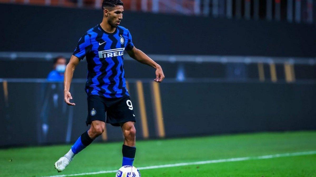 Роналдо: Реал ошибся, отпустив Хакими в Интер