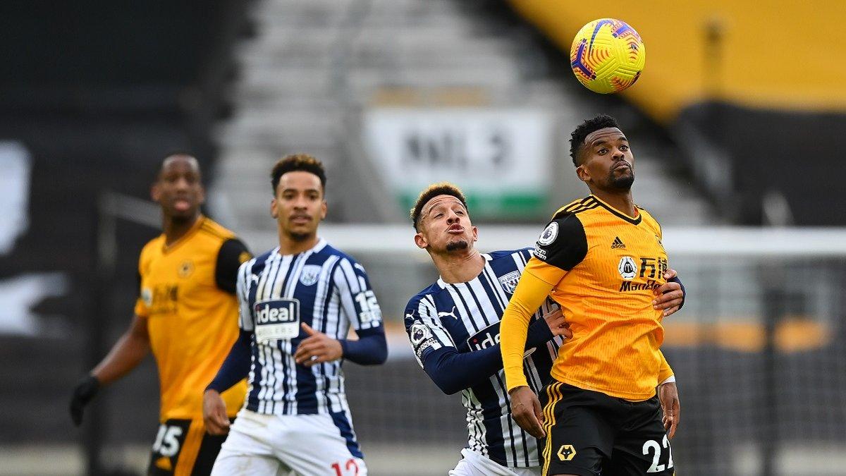 Гольова феєрія з двома пенальті у відеоогляді матчу Вулверхемптон – Вест Бромвіч – 2:3