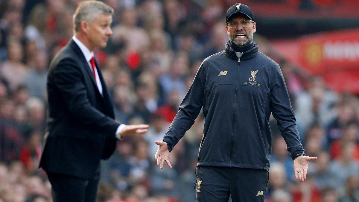 Ліверпуль і Манчестер Юнайтед вперше за 12 років разом претендують на чемпіонство – а хто фаворит?