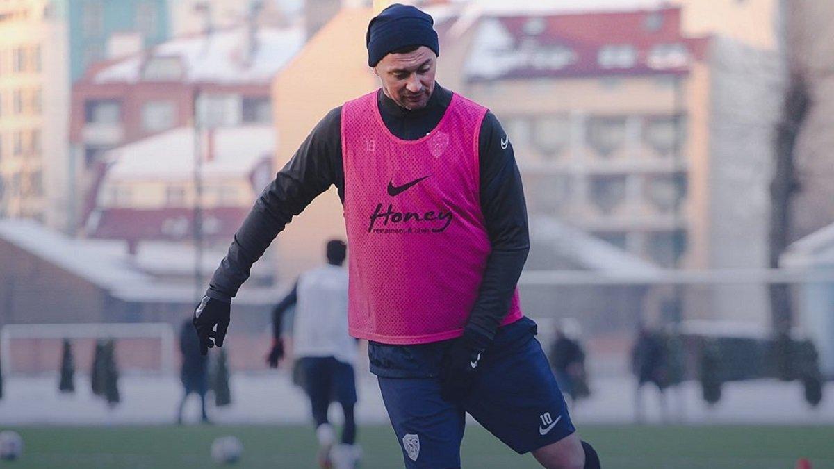 Милевский дебютировал за Минай с поражения своей бывшей команде