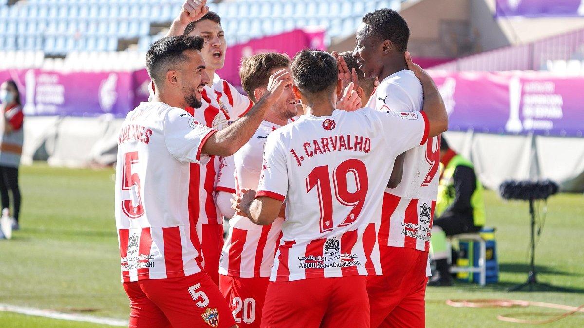 Кубок Испании: трудности и фиаско представителей Примеры, экс-игрок Карпат не забил решающий пенальти в серии