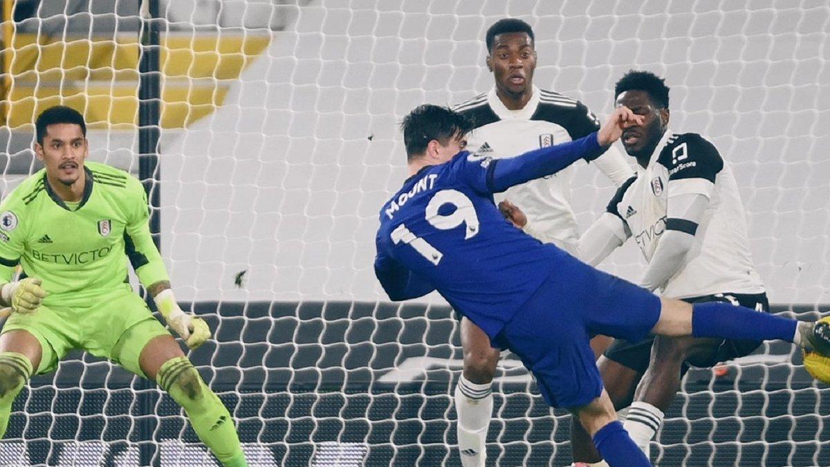 Фулхэм – Челси – 0:1 – видео гола и обзор матча