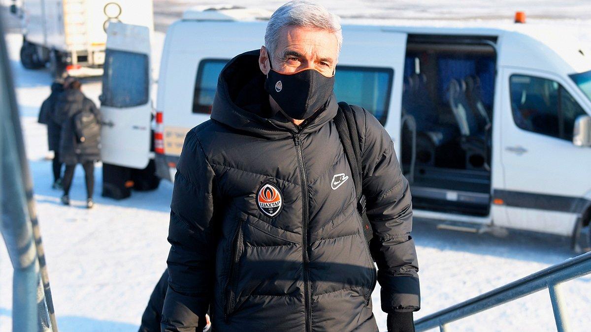 Шахтар вилетів на збір до Туреччини – в обоймі Каштру 29 футболістів