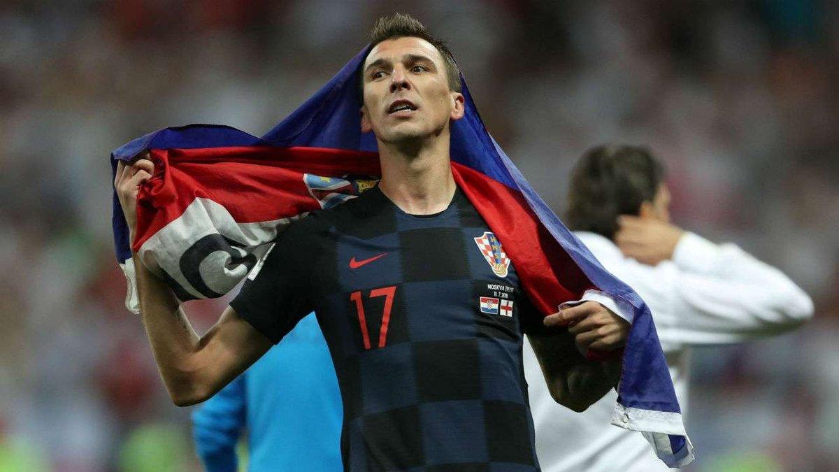 Манджукич согласовал контракт с Миланом, – СМИ