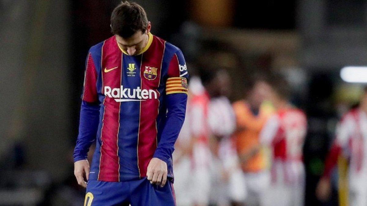 """""""Поведение Месси – это прямая агрессия"""": испанский арбитр озвучил сроки дисквалификации звезды Барселоны"""