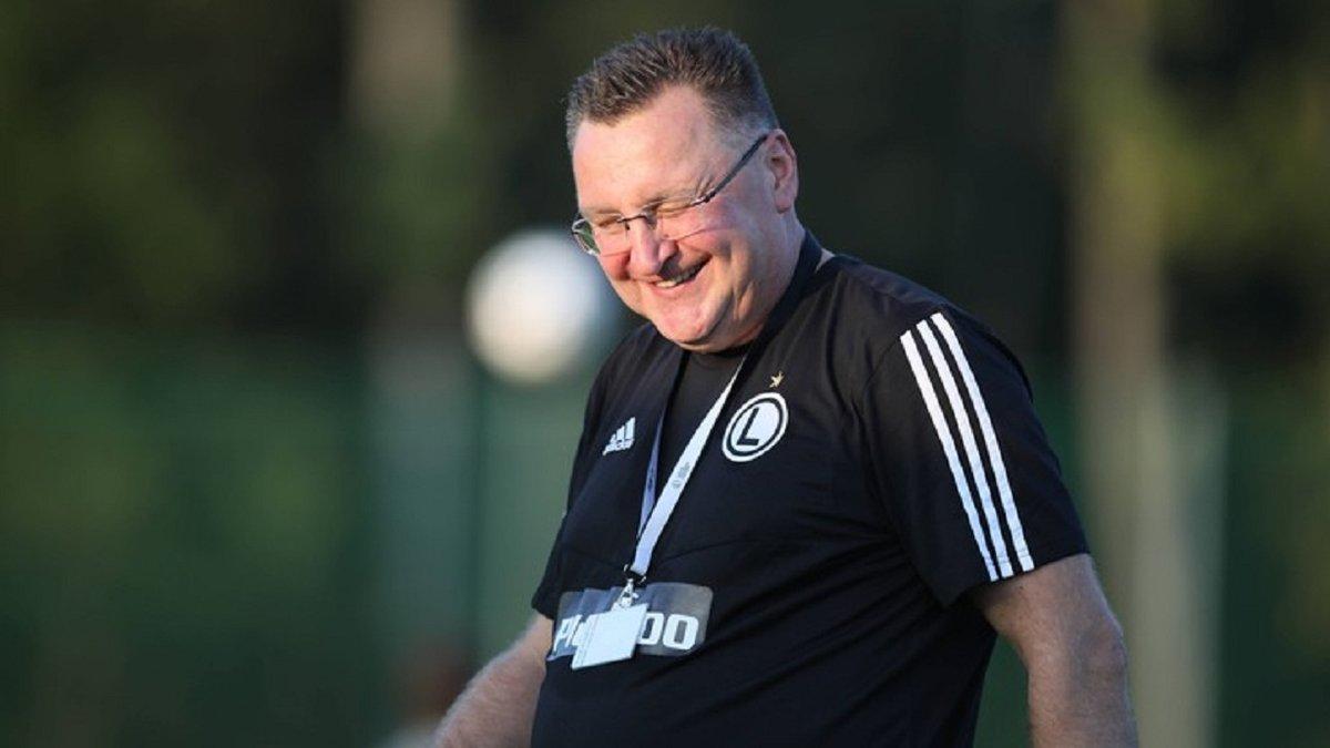 Динамо – Легія: тренер поляків прокоментував впевнену перемогу у спарингу