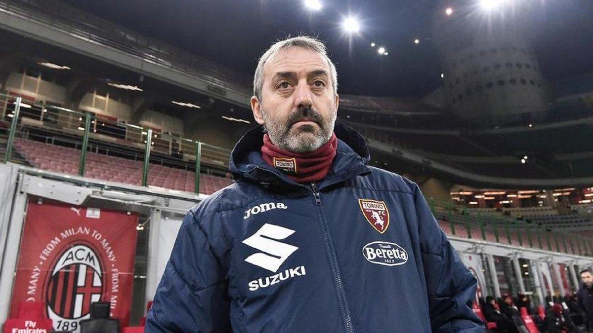 Торіно звільнив Джампаоло з посади головного тренера
