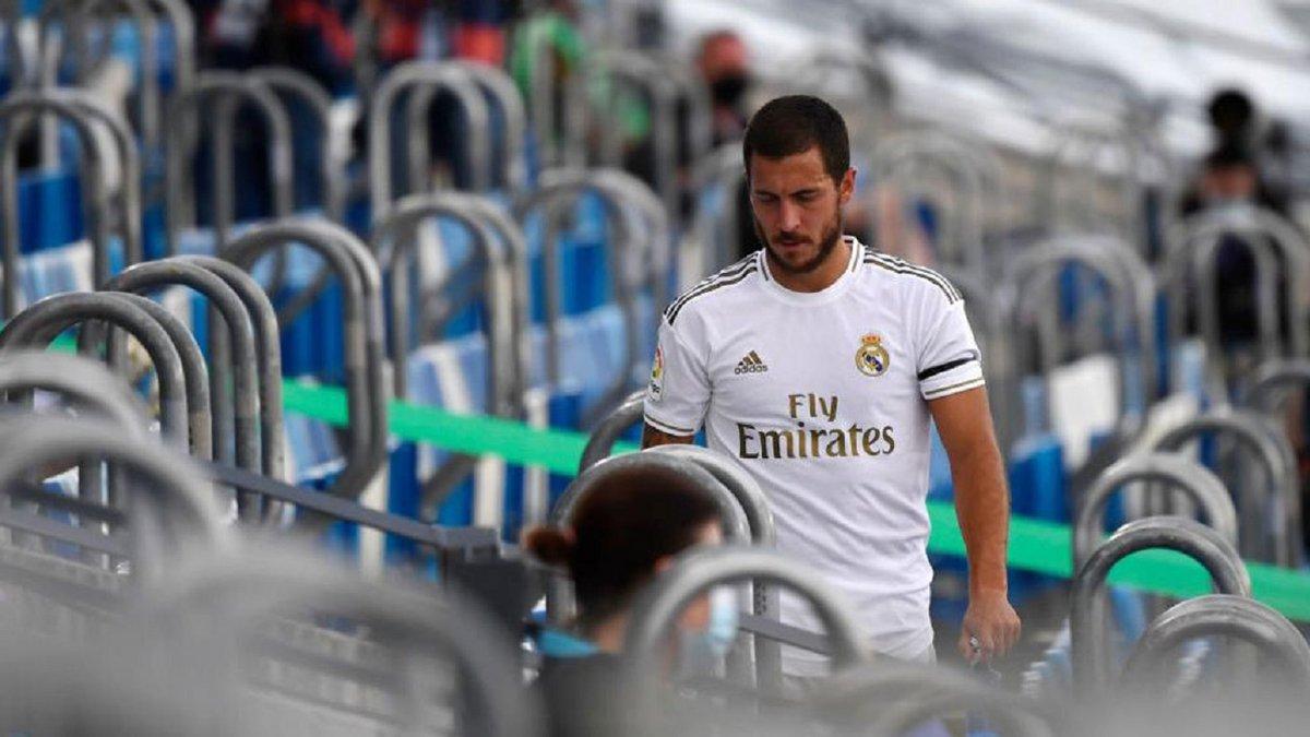 Азар може завершити сезон у Фенербахче – зірка Реала товаришує з екс-президентом клубу