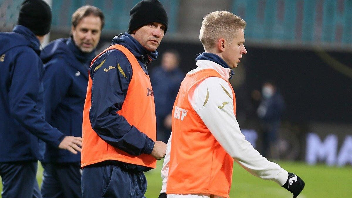 Шевченко назвав завдання-мінімум для збірної України на Євро-2020