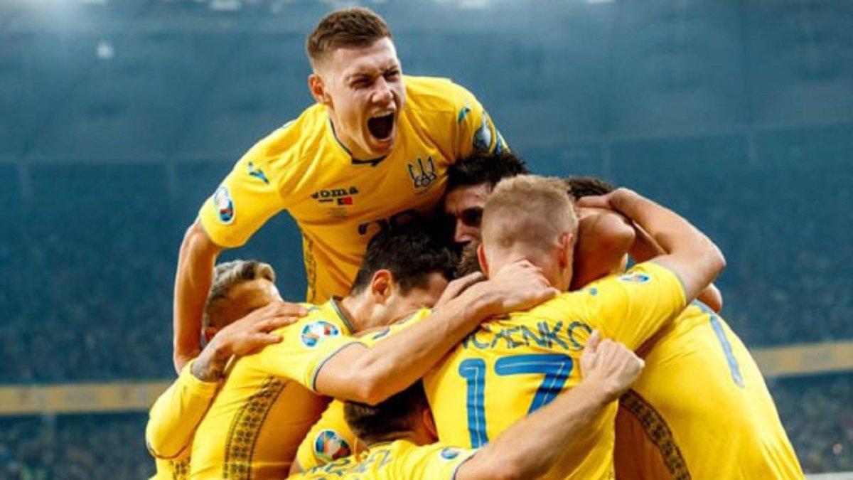 Збірна України обрала спаринг-партнерів напередодні Євро-2020 – екзотика та міцні середняки