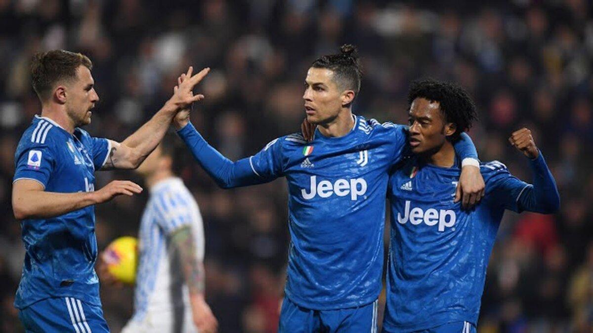 Ювентус – Наполи: Куадрадо готов выйти в матче за Суперкубок Италии