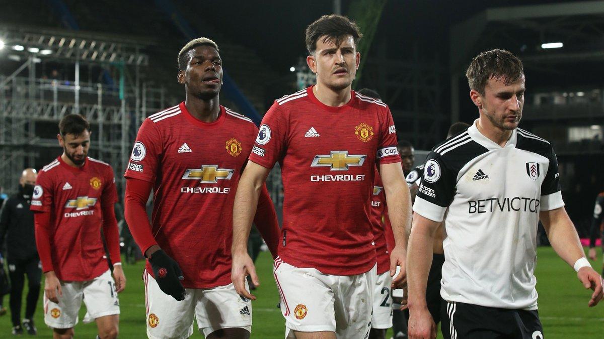 Камбэк Манчестер Юнайтед в видеообзоре поединка против Фулхэма – 2:1