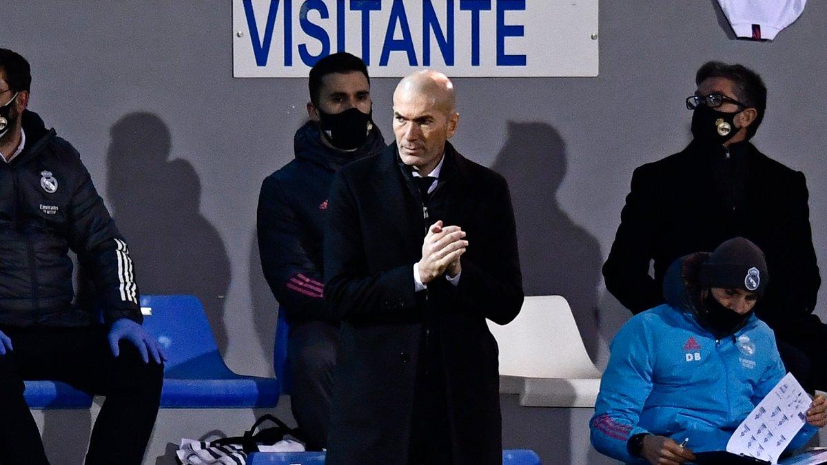 Реал решил судьбу Зидана – давление прессы после фиаско Лунина не стало бесполезным