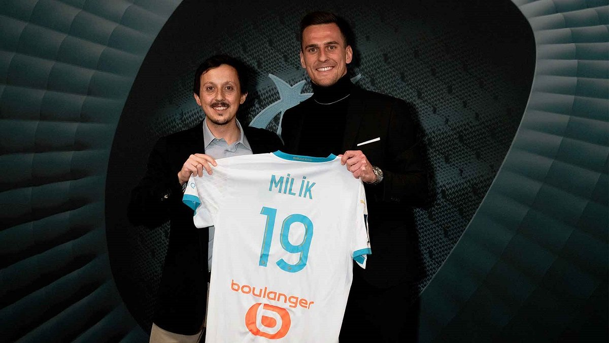 Мілік офіційно перейшов у Марсель