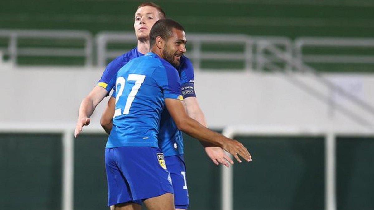 Клейтон признался, кому посвятил дебютный гол за Динамо