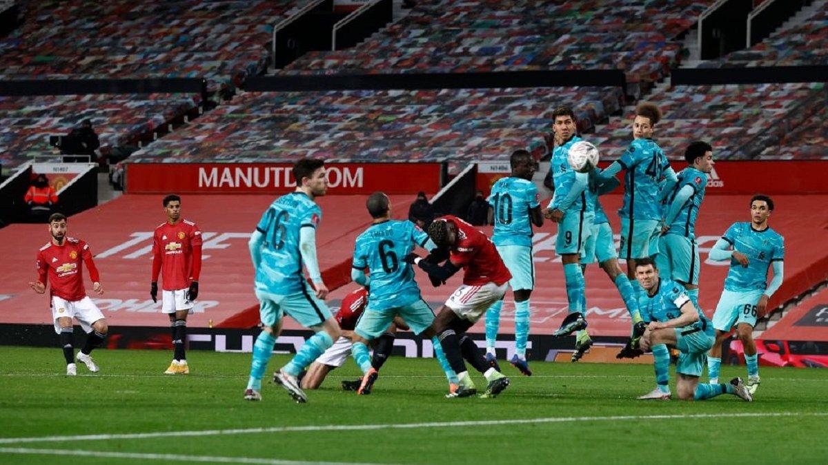 Манчестер Юнайтед перестрелял Ливерпуль в Кубке Англии – козырь со скамейки Сульшера затмил Салаха
