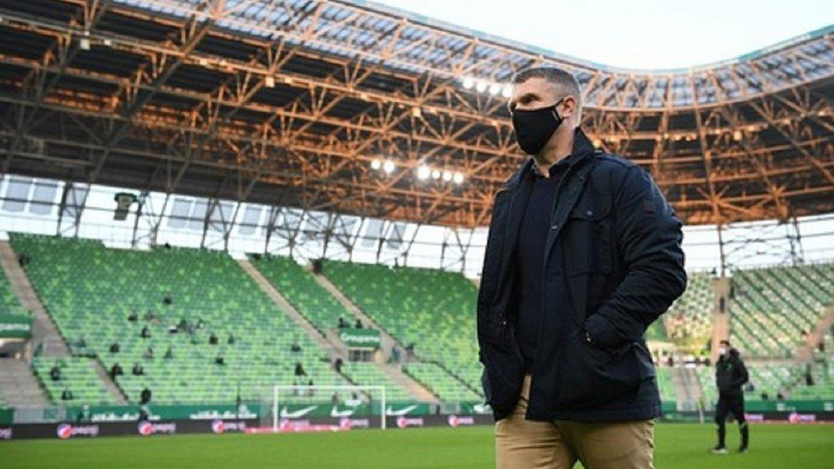 Ференцварош полегшив завдання Реброву на наступний сезон