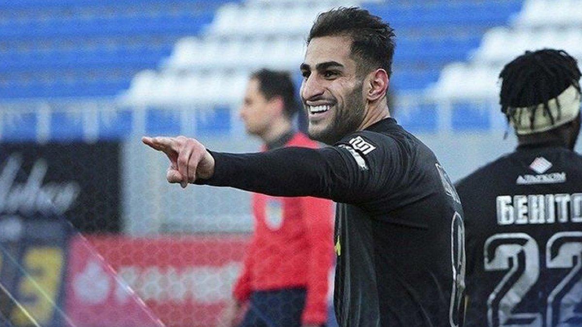 Шахаб зізнався, який клуб би обрав між Шахтарем та Динамо
