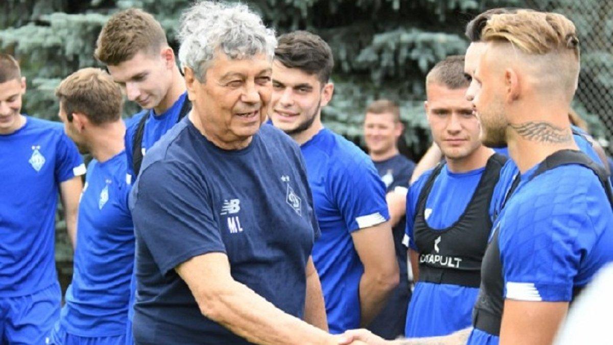 Луческу хоче налагодити співпрацю Динамо із європейським клубом