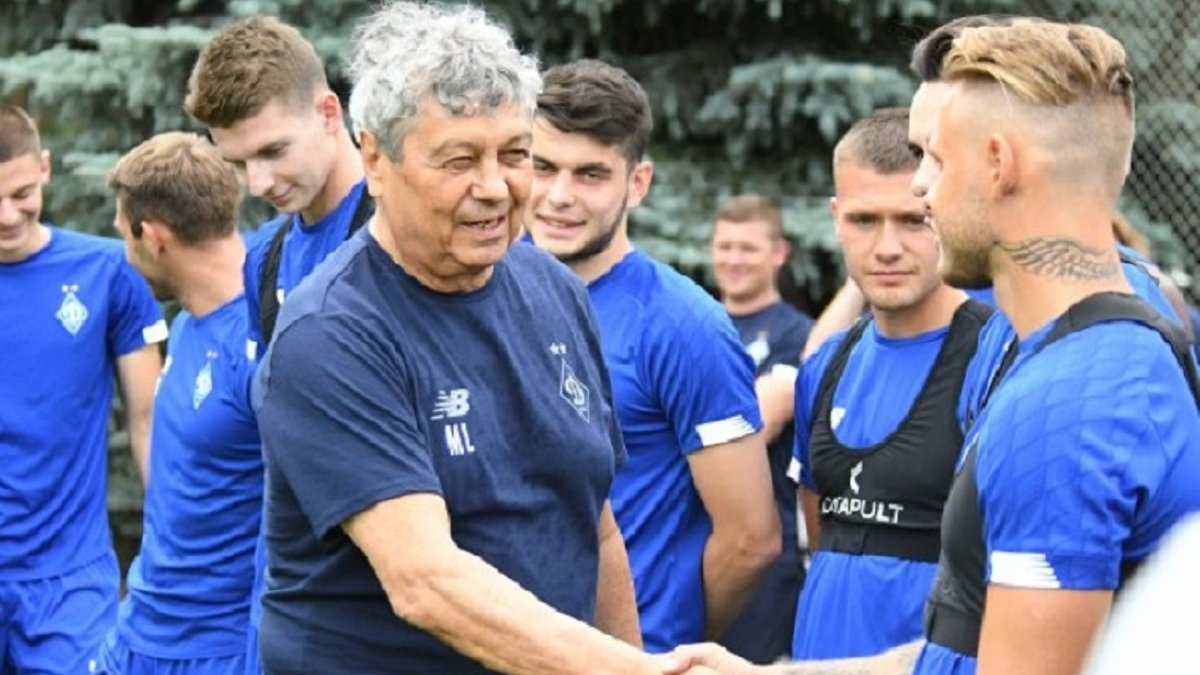 Луческу хочет наладить сотрудничество Динамо с европейским клубом
