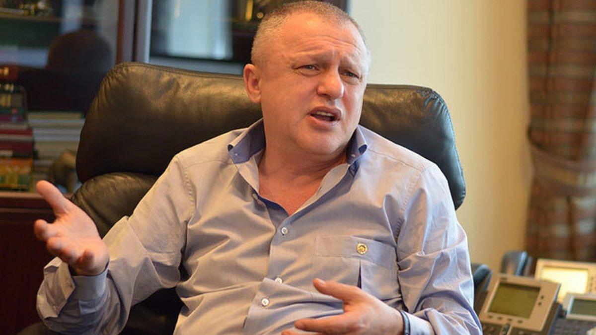 Динамо готує апеляцію щодо штрафу Суркіса за слова про Костюченка