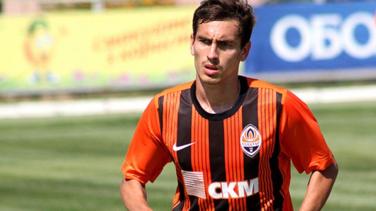 Экс-защитник Шахтера перешел в российский клуб