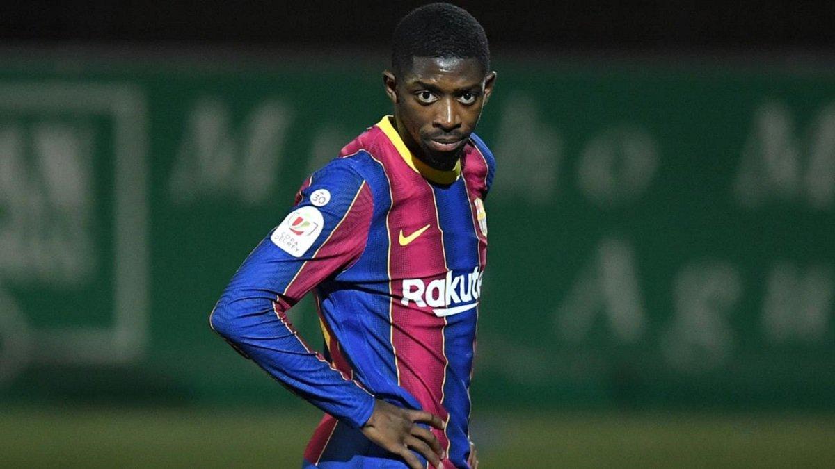 Барселона готова попрощаться с Дембеле летом – ряд грандов уже наготове