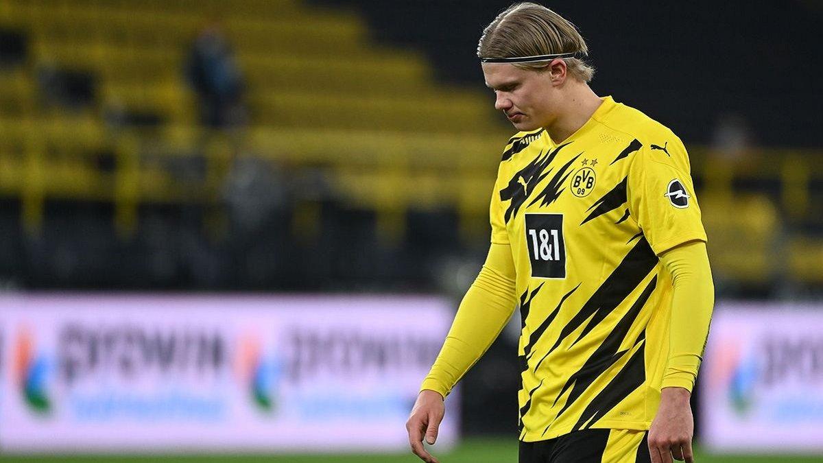 Холанд визначився щодо майбутнього у Борусії Д – Реал, Барселона та інші гранди засумували