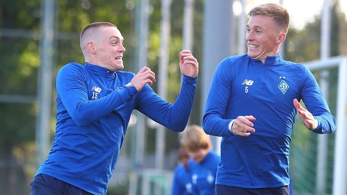 Динамо начнет переговоры о трансферах своих лидеров после Евро-2020
