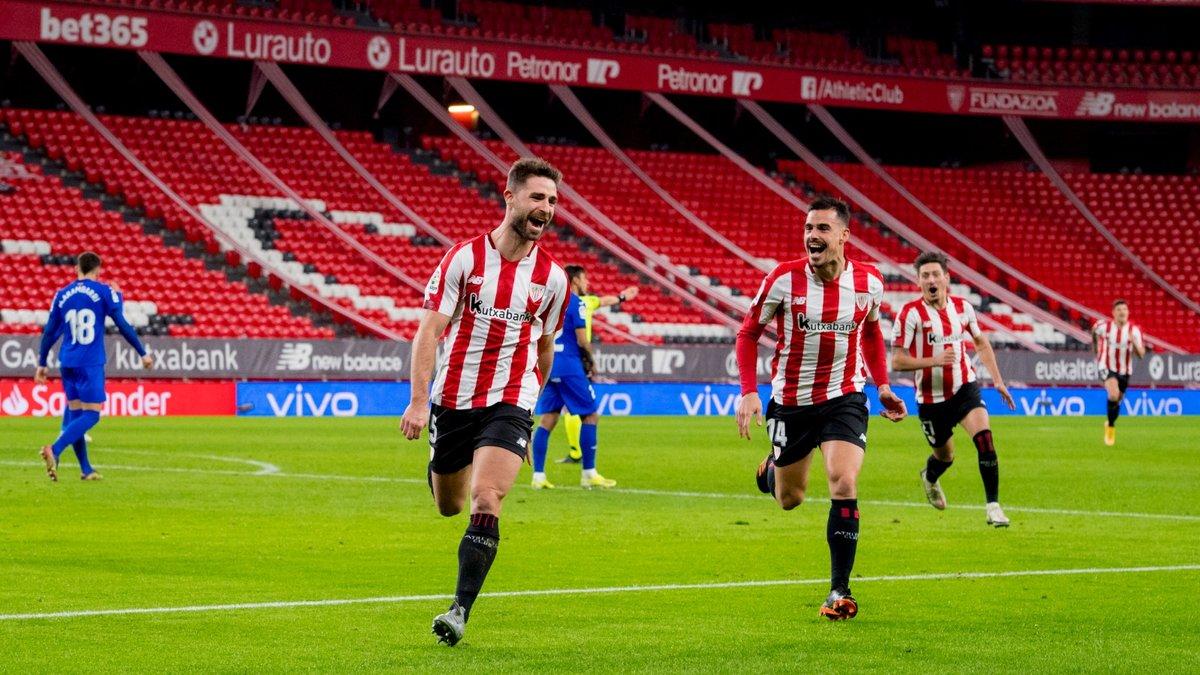 Атлетик раздавил Хетафе – Рауль Гарсия оформил дубль с уникальным достижением в истории Ла Лиги