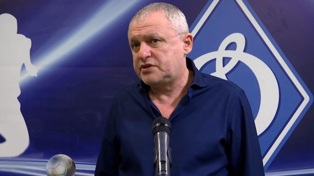 Суркис: Мечтаю, чтобы Шахтер вернулся на Донбасс, и обыграть их на Донбасс Арене