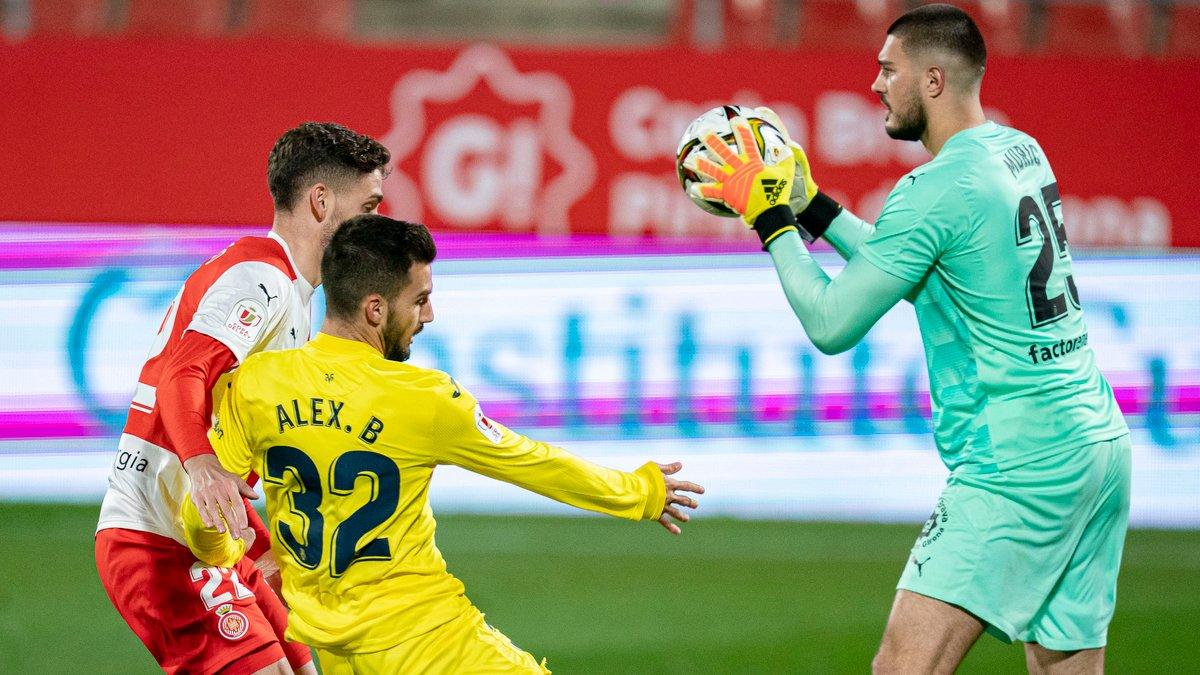 Кубок Испании: Бетис в овертайме дожал Сосьедад, Вильярреал минимально одолел Жирону, Леванте перестрелял Вальядолид