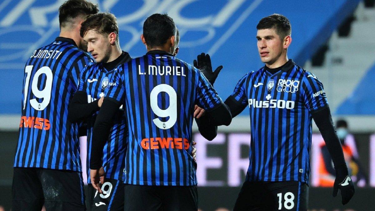 Малиновский голом помог Аталанте перестрелять Лацио и выйти в полуфинал Кубка Италии