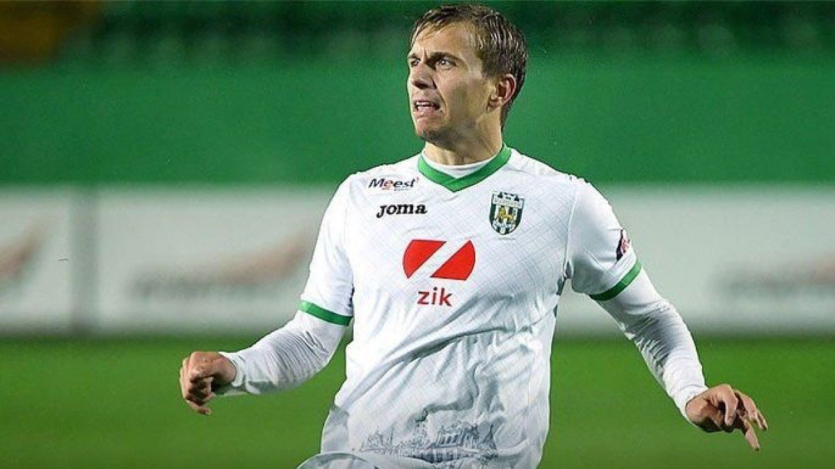 Мякушко може стати гравцем Карпати Галич