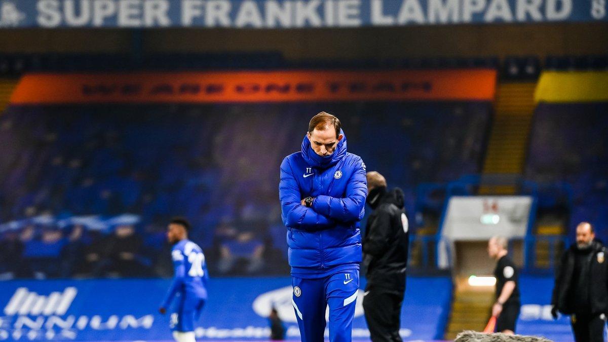 Тухель знайшов позитив у грі Челсі, попри невтішний результат матчу проти Вулверхемптона