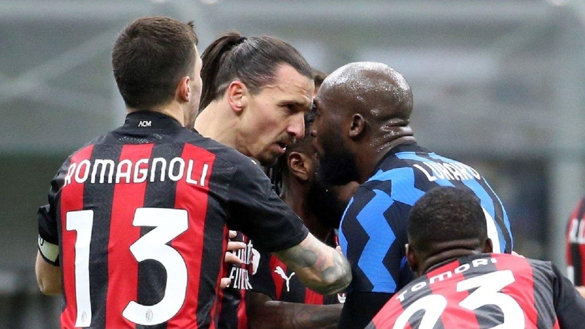 Ібрагімовіч та Лукаку отримали покарання за сутичку у чвертьфіналі Кубка Італії