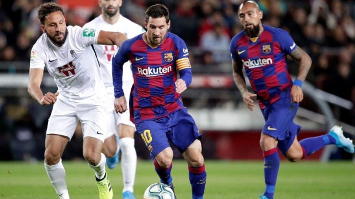 Визначилися пари 1/4 фіналу Кубка Іспанії – два дербі і непростий іспит для Барселони