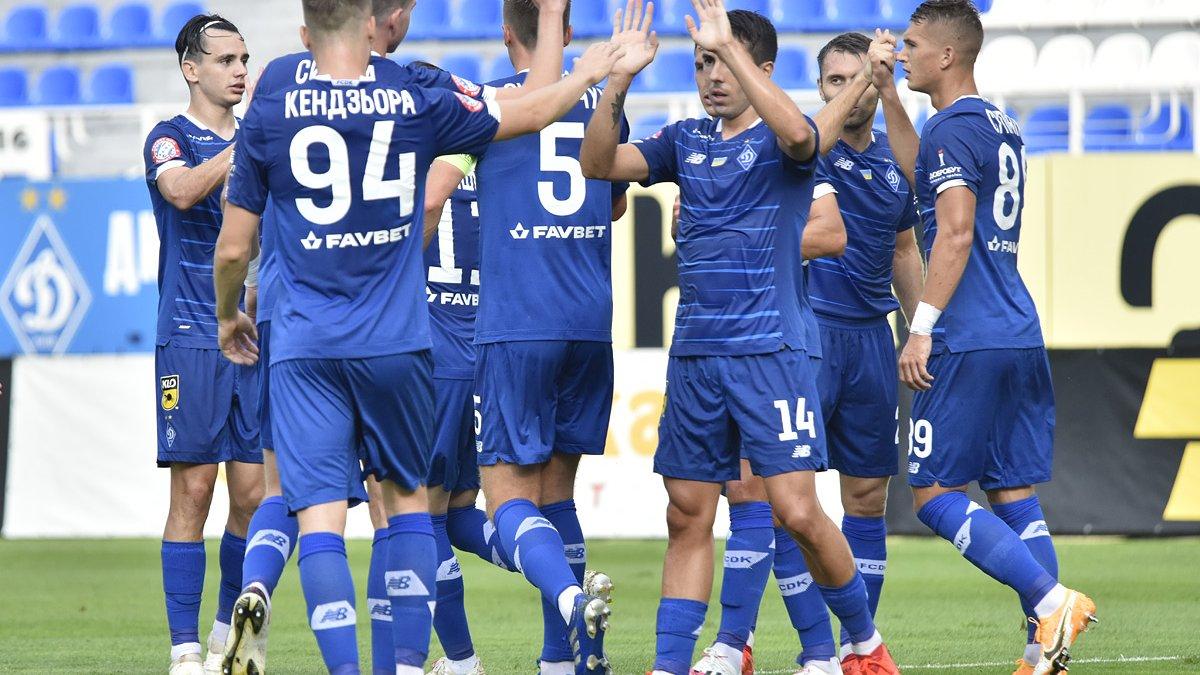 Динамо офіційно визначилося зі стадіоном на перший домашній матч року