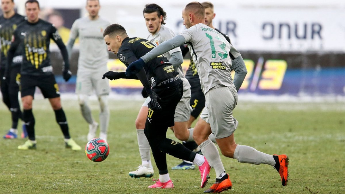 Рух в напряженном матче упустил победу над Ворсклой – Цитаишвили голом дебютировал за полтавчан