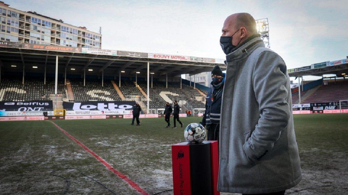 Динамо – Брюгге: головний тренер бельгійців пропустить матч, але дав останні настанови команді