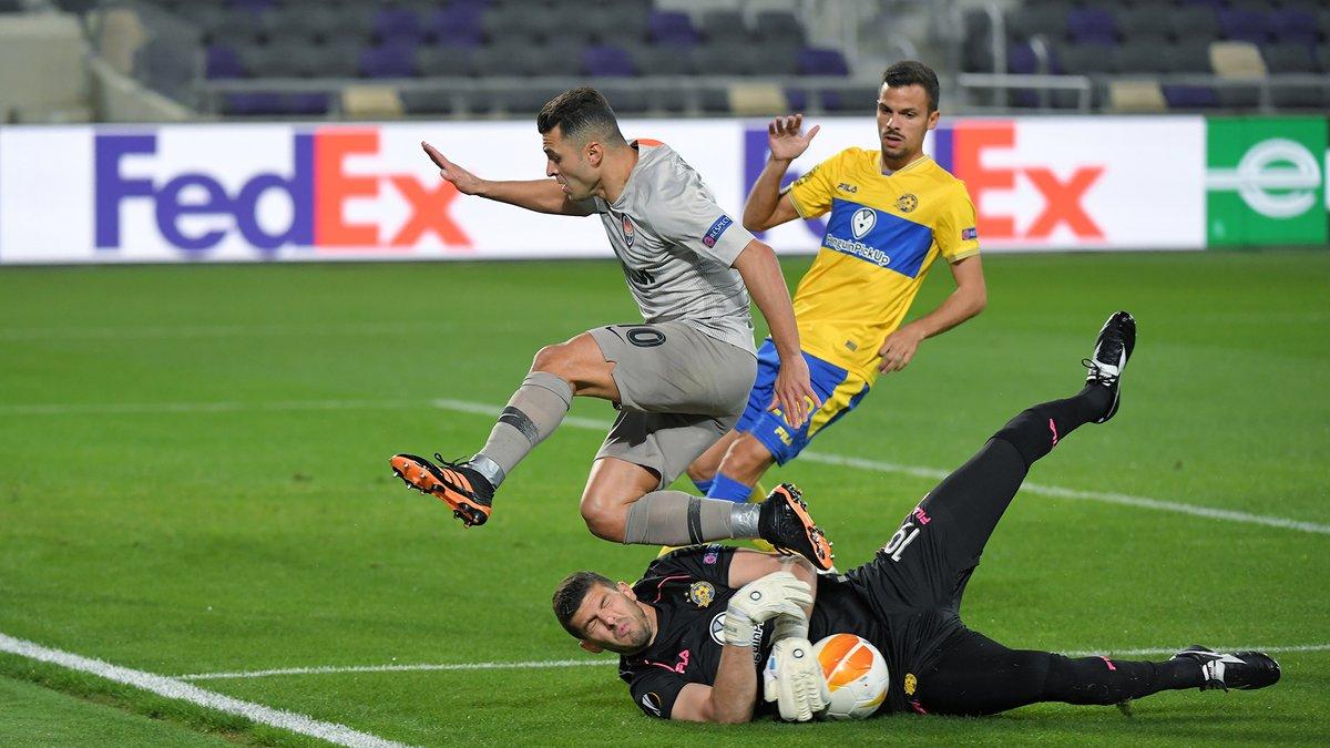 Левченко назвал главную проблему Шахтера накануне ответного матча Лиги Европы против Маккаби Т-А