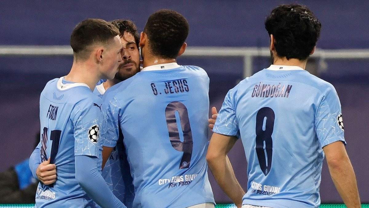 Боруссия М – Манчестер Сити – 0:2 – видео голов и обзор матча
