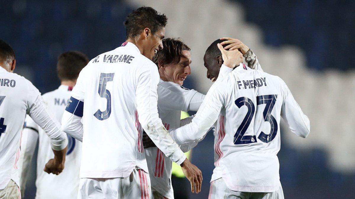 Аталанта – Реал Мадрид – 0:1 – видео гола и обзор матча