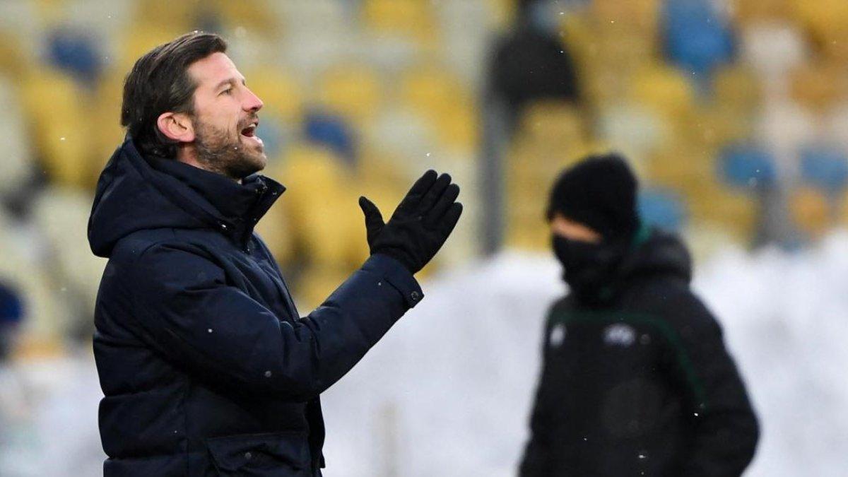 Тренер Брюгге озвучив ситуацію з хворими на COVID-19 перед матчем з Динамо