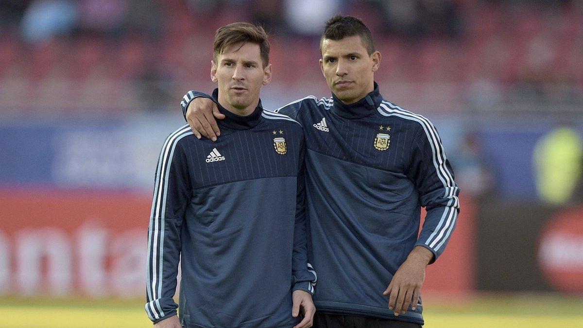 Барселона, ПСЖ, Ювентус и Интер выстроились в очередь за Агуэро