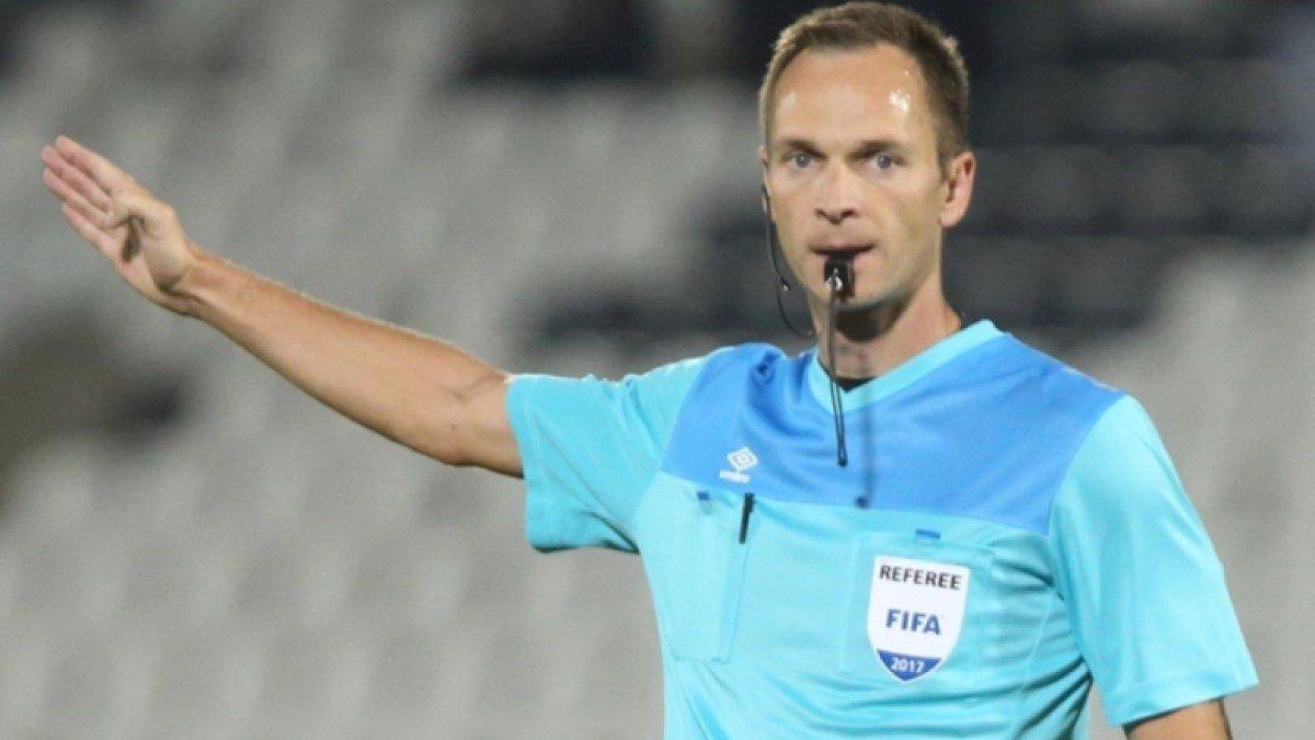 Динамо та Шахтар дізнались арбітрів на матчі-відповіді 1/16 фіналу Ліги Європи – киянам дістався фартовий