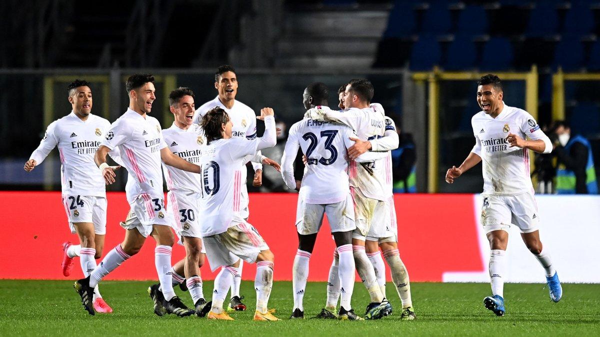 Реал на выезде минимально победил Аталанту, играя в большинстве весь матч – Малиновский получил восемь минут